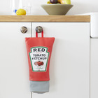Dispensador bolsas plástico,Ketchup,polipiel-26230