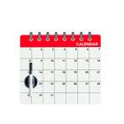 Pizarranevera,Calendar,magnético-26239