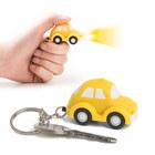 Llavero,Auto,consonido,amarillo,3xLR1130-26549