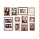 Set marcos de foto,Wall Deco,x11-26595