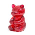 Sujetalibros,YummyBear,transparente,rojo-26720