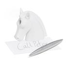 Bolígrafo&pisapapeles,Unicorn,blanco-26724