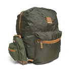 Mochila,The Traveller,plegable,verde-26697