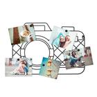 Porta foto,Memory Cam,x5,magnético,negro-26866
