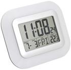 Reloj&Despertador,Impact,LCD,blanco,2xAA-23643