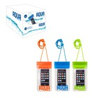 $Funda impermeable,Aqua,display x24,PVC-24885