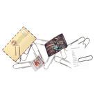 Organizador,Clips,metal-25225