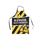 Delantal,Danger,PVC-25571