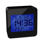 Despertador,Block,negro,2xAAA-25890