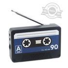 Radio,Play,mini,magnético,display x12-25962