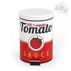 Cubo basura,TomatoSauce,20L,metal-25993