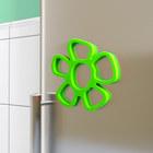 Salvamanteles,Daisy,magnético,verde-26178
