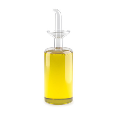 Balvi -  aceitera de  800 ml de capacidad de vidrio transparente