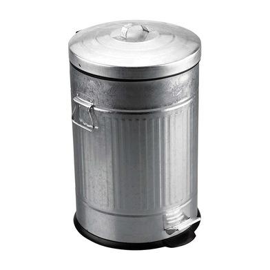Balvi - Poubelle Retro 20 L galvanisé