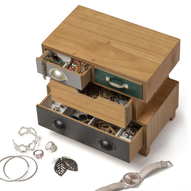 Balvi - Stack caja para guardar joyas