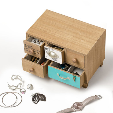 Balvi - Bureau caja para guardar joyas