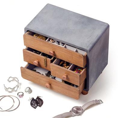 Balvi - Loft box per organizzare i tuoi gioielli