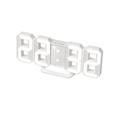 Balvi Sveglia Digital (S) Colore bianco  Plastica ABS 21cm