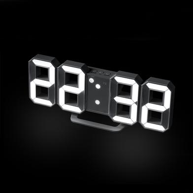 Balvi Despertador Digital (S) Color blanco  Plástico ABS 21cm