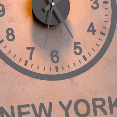 Balvi - World Clock reloj de pared