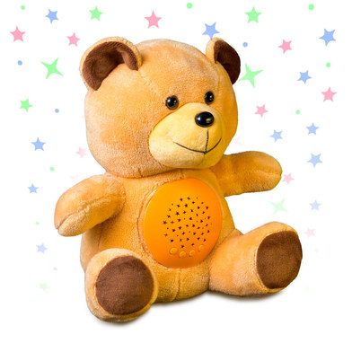Balvi - Teddy peluche luminoso y musical