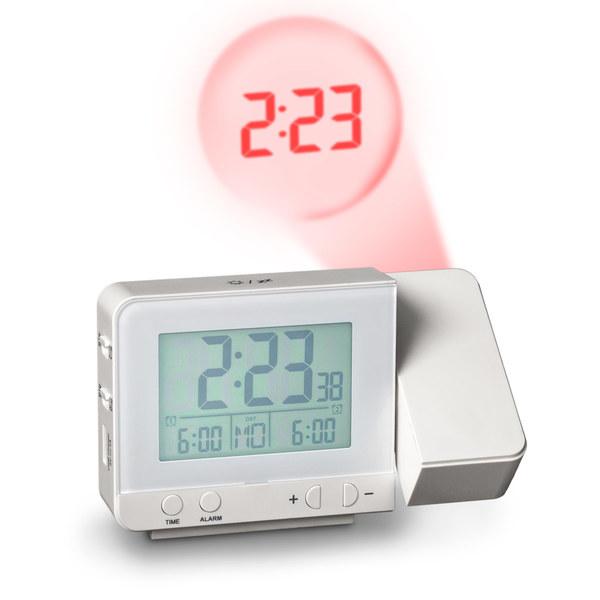 Balvi - Stellar despertador con proyector de la hora
