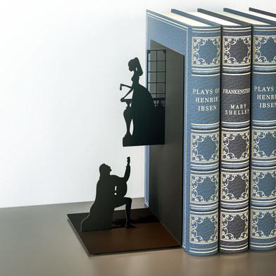 Balvi - Romeo & Juliet sujeta libros de metal