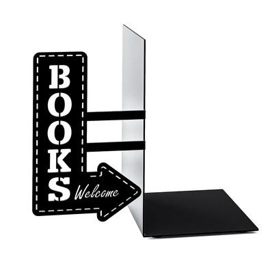 Balvi - Bookshop metal bookend
