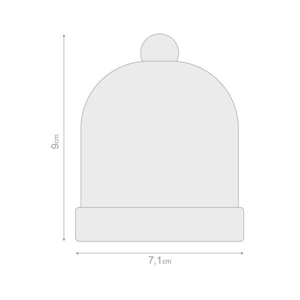 Llavero Bonnet-26279