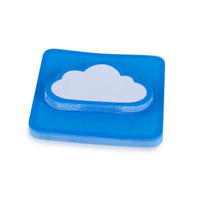 Blocnotas 3D Cloud-26311