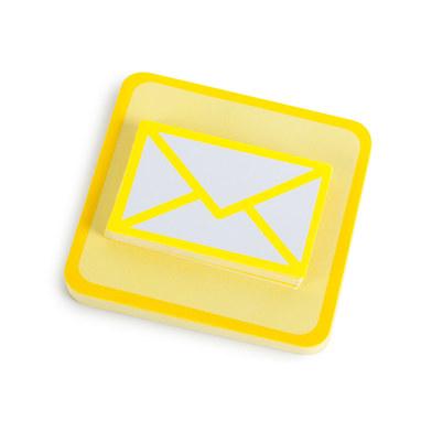 Blocnotas 3D Envelope-26312