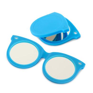 Espejo de bolsillo Shades azul-26328