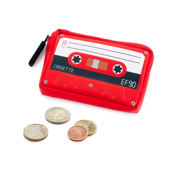 Monedero Cassette-26333