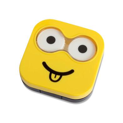 Estuchelentillas Emoji amarillo-26342