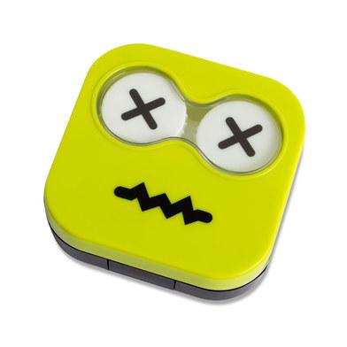 Estuchelentillas Emoji verde-26344
