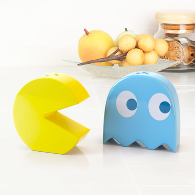 Balvi - Pac-Man set de sal y pimienta