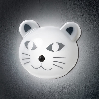 Balvi - Kat luz LED con sensor de movimiento