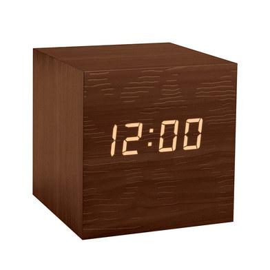 Balvi - Kubo sveglia digitale in legno
