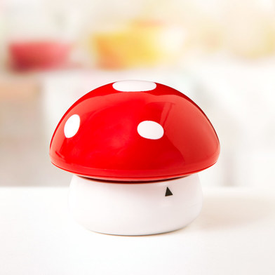 Balvi - Fungo timer da cucina con ingranaggio