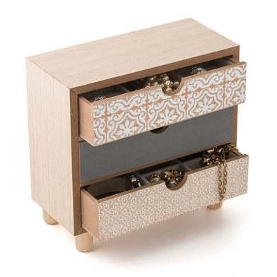 Balvi - Aliisa caja joyero de madera