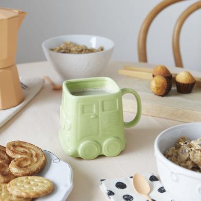 Balvi - Van mug con forma de furgoneta
