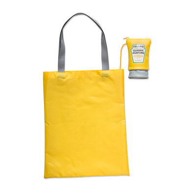 Balvi - Mustard foldable bag