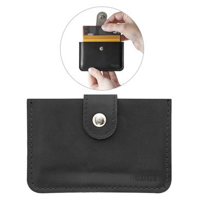 Balvi -  porte-cartes de crédit l'Hédoniste, capacité pour 5 cartes