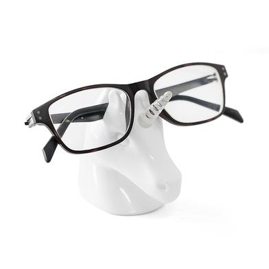 Balvi soporte gafas Unicorn Color blanco En forma de cabeza de unicornio Polyresina