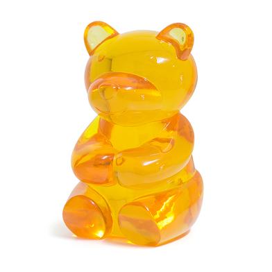 alvi sujeta libros Yummy Bear Color amarillo En forma de osito de gominola Decora tu estantería Prot