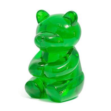 alvi sujeta libros Yummy Bear Color verde En forma de osito de gominola Decora tu estantería Protege