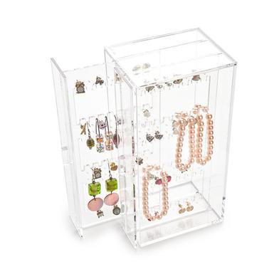 alvi P/Gioie Arteaga Trasparente Grande capacità Per orecchini, bracciali e collane design elegante