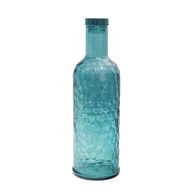 Balvi Botella Provence 1L Color azul Con tapón Acrílico 28cm