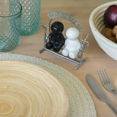Balvi - See-Saw salt and pepper set for the table