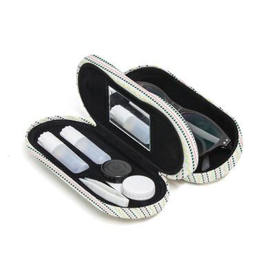 Balvi Etui à lunettes et à lentilles Métal